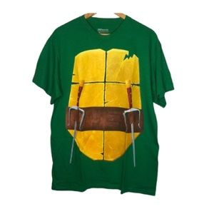 TMNT Graphic Short Sleeves T-Shirt Mens Large